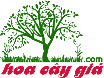 Hoa cây giả